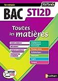 Toutes les matières Bac STI2D (Sciences et Technologies de l'Industrie et du Développement Durable) Tle (13)