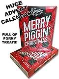 THE SNAFFLING PIG - HOG ROAST PORK CRACKLING ADVENT CALENDAR