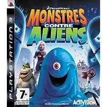 Monsters Vs Aliens (adaptation du film d'animation Dreamworks) [Importación francesa]