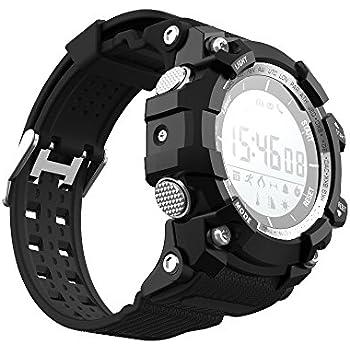 Leotec LESW10O Smartwatch, Naranja: Amazon.es: Electrónica