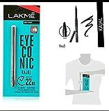 #3: Lakme Eyeconic Kajal - 0.35Gm (Deep Black )
