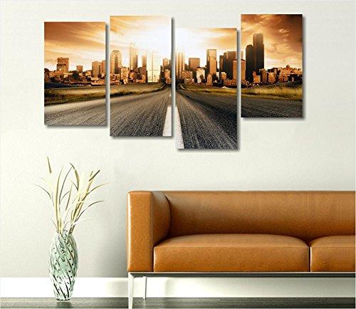 road-chassis-cadre-moderne-152-x-78-cm-impression-sur-toile-ville-skyline-paysages-new-york-manhatta