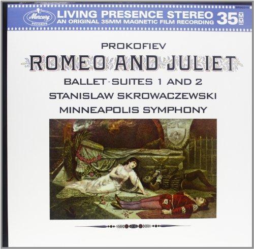Romeo und Julia Ballettsuiten Nr.1 & 2 [Vinyl LP] (2 Symphony Prokofiev)