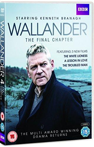 Wallander - Series 4 The Final Chapter [2 DVDs] [UK Import]: Alle Infos bei Amazon