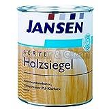JANSEN Acryl Holzsiegel farblos 750ml seidenglänzend