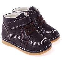 Prodotto di marca CAROCH, per bambini dai 12 mesi in avantiScarpe con la suola flessibile in gomma naturale, confortevole e resistenteChiusura in velcro: permette una perfetta vestibilitàQueste scarpe hanno un fischietto incorporato ne...