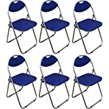 Harbour Housewares Blue Padded