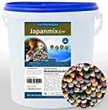 Japanmix Koifutter - 6mm - Koipellets