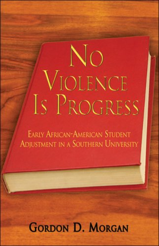 No Violence Is Progress Cover Image