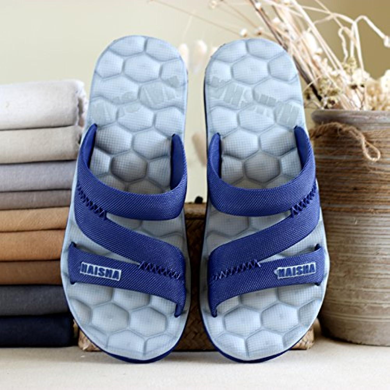 CWJDTXD Zapatillas de verano Zapatillas de baño ligeras antideslizantes de verano sandalias de baño y pantuflas...