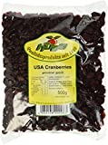 Howa Cranberries Moosbeeren, 3er Pack (3 x 500 g)