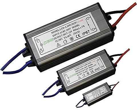 LED Driver pour Spotlight 10W 7–12V 900mA IP67230AC