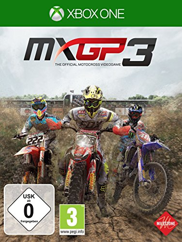 MXGP3 - The Official Motocross Videogame - [Xbox One]