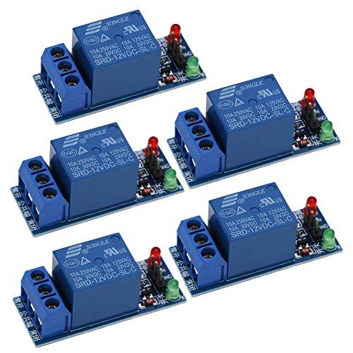 5pcs-12v-1-channel-relay-module-optocouple-board-shield-for-pic-avr-dsp-arm-mcu