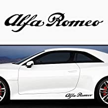 autocollant alfa romeo. Black Bedroom Furniture Sets. Home Design Ideas
