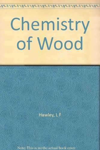 Chemistry of Wood