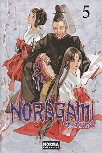 Noragami 5 por Adachitoka