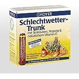 Hoyer Schlechtwetter-Trunk, Bio 10x10Amp