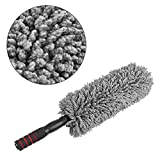 #8: Evana 1 Piece Multipurpose Microfiber Cleaning Duster - For Household, Cars, Window, Furniture, etc,