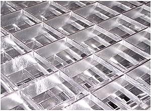Gitterrost Industrierost verzinkt 1200x1000x30 mm 30//30 TS 1200 mm