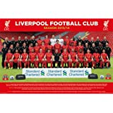 GB eye 61 x 91.5 cm Liverpool Team Photo 13/ 14 Maxi Poster, Assorted