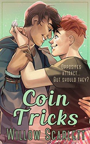 Buchseite und Rezensionen zu 'Coin Tricks (English Edition)' von Willow Scarlett