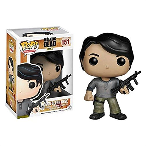 The Walking Dead Funko Pop! - Prison Glenn 151 Figura de colección Standard