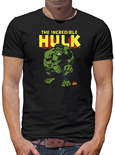 Flash Tv Kostüm Serie (TLM Marvel - Hulk T-Shirt Herren XXXL)