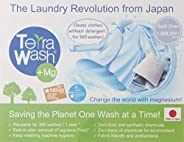 تيرا ووش بديل مسحوق الغسيل القابل لإعادة الاستخدام حتى 365 مرة