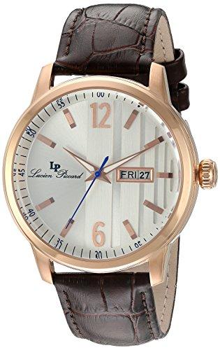 Orologio Uomo Lucien Piccard LP-40027-RG-02S-BRW