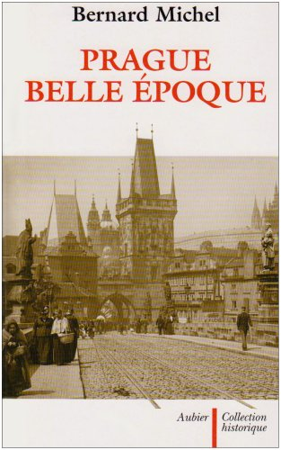 Prague, Belle Epoque