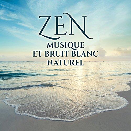Zen musique et bruit blanc naturel pour la relaxation, Détente et bien-être, Pratique quotidienne du joga, Pilates et méditation, Améliorer sommeil avec pure sons de la nature