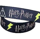 2m x 22mm Harry Potter Ripsband für Birthday Cake 's, Hochzeit Kuchen,, Geschenkpapier Mütter Tag