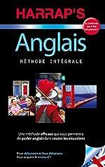 Harrap's Méthode intégrale Anglais livre de Sandy Lockhart