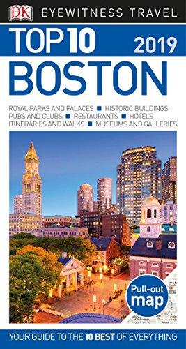 Top 10 Boston (Dk Eyewitness Top 10 Travel Guide) por Dk Travel