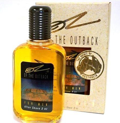 Oz Aftershave 2 oz. by Australian Cosmetic USA Ltd
