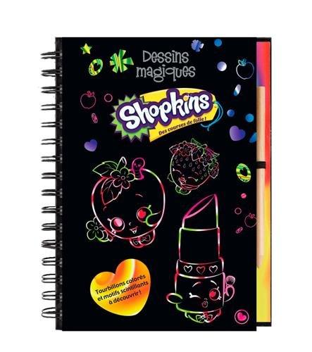 Shopkins : Des courses de folie !