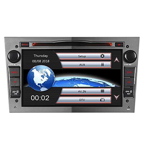 IAUCH Car Stereo Sat Nav, 7 inch...