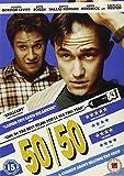 50/50 (2011) [DVD]