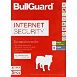 Image of BullGuard Internet Security 2018 for all Windows PC's - With Free Automatic Latest Updates - 3 Users - 12 Month Licence