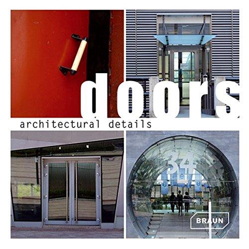 Doors architectural details : Edition en langue anglaise