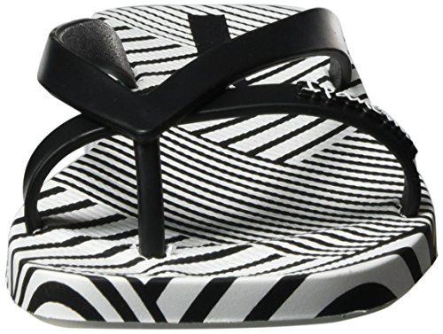 Ipanema - Ipanema Fashion Kirey Iv Fem, Infradito Donna Multicolore(White/Black)