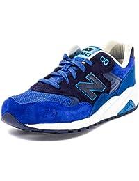 New Balance - M460LS1 - Color: Azul-Naranja-Negro - Size: 45.5