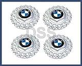 BMW Felgendeckel (4 Stück) BBS-Räder (Stil 5) - Original