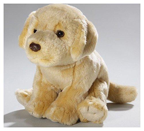 Peluche - Perro Labrador Retriever (felpa, 18 cm) [Juguete]