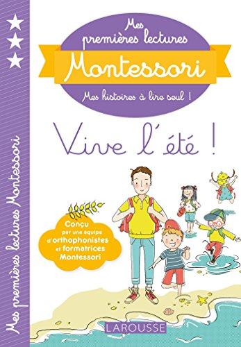 Mes premières lectures Montessori, Vive l'été !