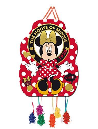 Verbetena, 53491, piñata perfil minnie mouse, dimensiones: 33x46