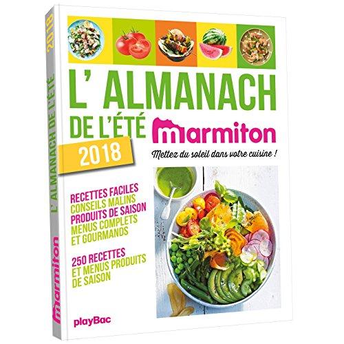 L'almanach de l'été 2018 Marmiton