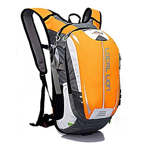 freizeitaktivitäten im freien sporttasche, in der tasche mit großer kapazität verdoppeln tasche rucksack tragen mode - tasche H