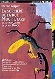 La sorcière de la rue Mouffetard, et autres contes de la rue Broca by Pierre Gripari (1997-09-05)